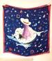 【再入荷!】MARINE スカーフ・ネイビー