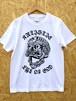 『Tibetan skull』T-shirt White