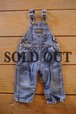 OshKosh KIDS vintage denim overall