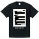 STOP THE TPP〜黒塗りTシャツ(T-SHIRT) ブラック
