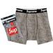Supreme Hanes Leopard Boxer Briefs 2 Pack