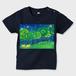 「森の中へ」キッズTシャツ