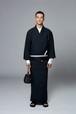きもの / 片貝木綿 / Herringbone / Black(With tailoring)