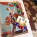 スペイン 70s ヴィンテージ デッドストック イヤリング 木の実