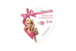 BarbieワイヤレスイヤホンBB-BT1-BPK