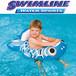 Swimline グッピーベビーシート 珍しい浮き具で注目度抜群!
