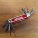 SILCA ☆ ITALIAN ARMY KNIFE (9Tools)