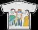 男女共用Tシャツ「ガールズ」