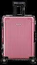 Lサイズ☆インディアナポリスピンクIND・90リットル:超軽量!旅ガールにオススメスーツケース