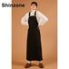 THE SHINZONE/シンゾーン・チノジャンプスカート