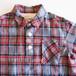 タータンフォーエバー プルオーバー・  UNIシャツ  03S04G サイズ2