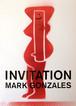 """マーク・ゴンザレス画集 """"INVITATION"""" / マーク・ゴンザレス"""