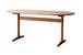 aテーブル(楕円) ナラ W1650