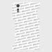 (通販限定)【送料無料】Xperia XZ(SO-01J/SOV34/601SO)_スマホケース ストライプ_ホワイト