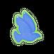 クッキー型:青い鳥2