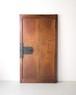欅造り細身蔵戸