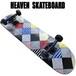 ヘブン ハイスペック コンプリート スケートボード マジックスクエア 31×7.625 選び抜かれた高品質のスケボー