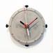 コンクリートの壁掛け時計