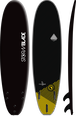 Storm Blade 7ft Surfboard / Black