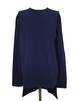 TAIL LONG SLEEVES  -NAVY-