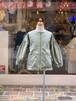 WOMEN:NEEDLEWORKS STANDARD  Gather Jacket(KHAKI,BEIGE:S,Mサイズ/WOMEN)
