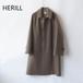 HERILL/ヘリル・Black Sheep Balmacaan Coat