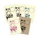 【 ポストカード5枚組 】ネコおっさん フリカケ