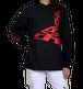 【SKANDHAL】ROMA ロングスリーブTシャツ【ブラック】【新作】イタリアンウェア《M&W》