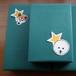 プレゼント包装+お顔のメッセージカード付