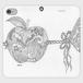 手帳型(帯なし)(iPhone8):kazue.M_012(的(まと))