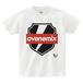 avenomix / THUNDER EMBLEM LOGO T-SHIRT WHITE