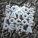 SOMOS VATOS LOCOS DE-V-LA  ※額付き:CHAZ BOJORQUEZ チャズ ボホルケス