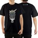 Tシャツ(伊達政宗) カラー:ブラック