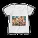 オリジナルレディースTシャツ【虹色ノ悠久ロンド】 / yuki*Mami