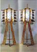回転灯篭(高さ77cm)
