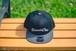 【送料無料】Flat Visor Cap [Black/Charcoal] Leaves - StreetChic