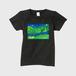 「森の中へ」レディースTシャツ