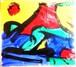 榊原匡章 神宿るアート 商売繁盛・息災 赤富士(色紙サイズ)