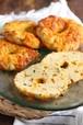 低糖質ベーグル (ハム&チェダーチーズ)4個セット Ham & Cheddar Bagels (4 bagels set)