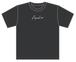 ※通販限定販売※シンプルLOGO Tシャツ[Amelie×NOiD] 【チャコールグレー】追加販売!!!