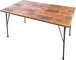 Original Brick Dining Table 2