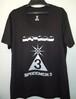 SPACEMEN3 UネックTシャツ黒