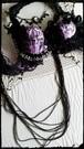 Gothic bra Ravender&Black
