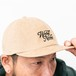 WN Logo Corduroy Hat (Brown)