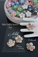 Mini MILI flower3点セット