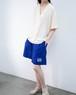 1980s ESPRIT - tucked shorts