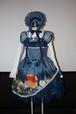 ボンネット付きドレス