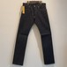 TIGHT STRAIGHT DENIM PANTS <RIGID> (INDIGO) / GERUGA