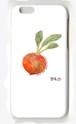 野菜くらぶ。 まあるい赤かぶ iphone6 iphone6s スマホケース