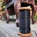 超ほそい 靴紐 (ブラック) 丸紐 1.5mm